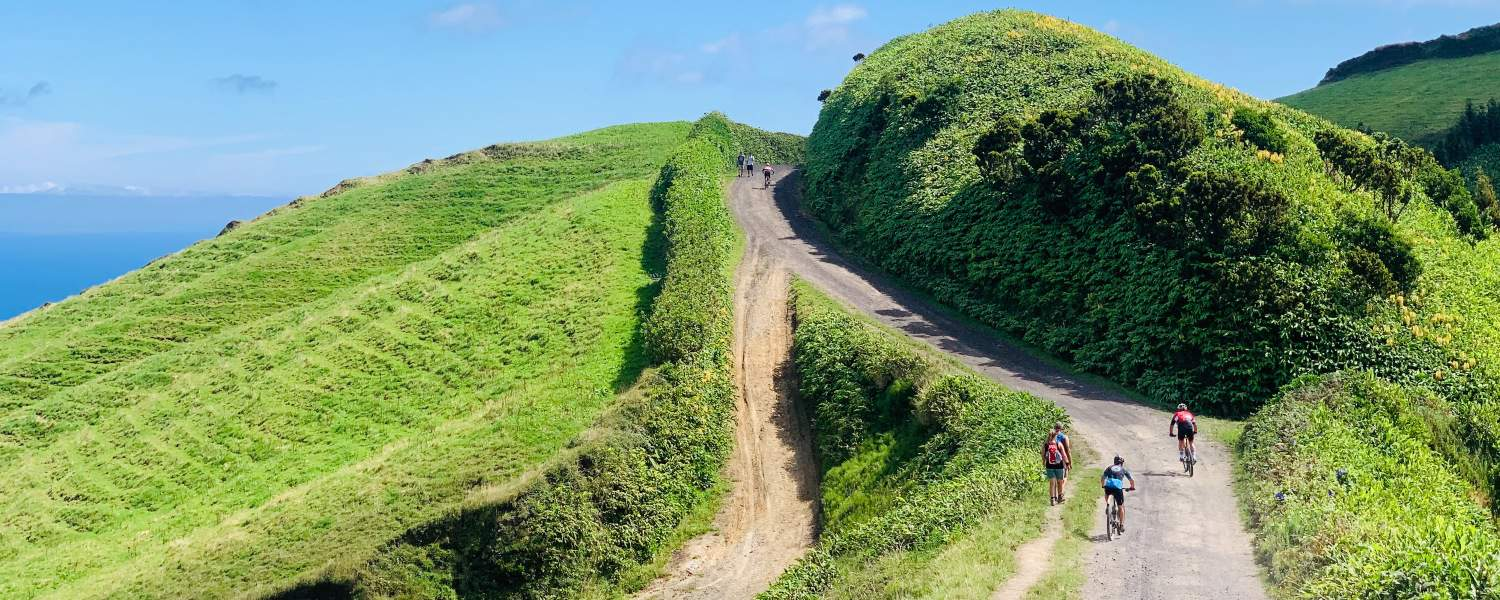 Hiking and Biking tours Azores